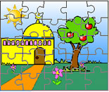 islamic jigsaw puzzle 25 piece