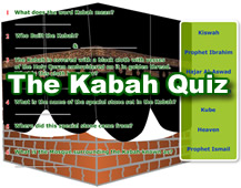 Drag & Drop Kabah Quiz